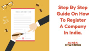 Step By Step Guide On How To Register A Company In India