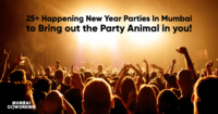 25+ Happening New Year Parties In Mumbai to Bring out the Party Animal in you!