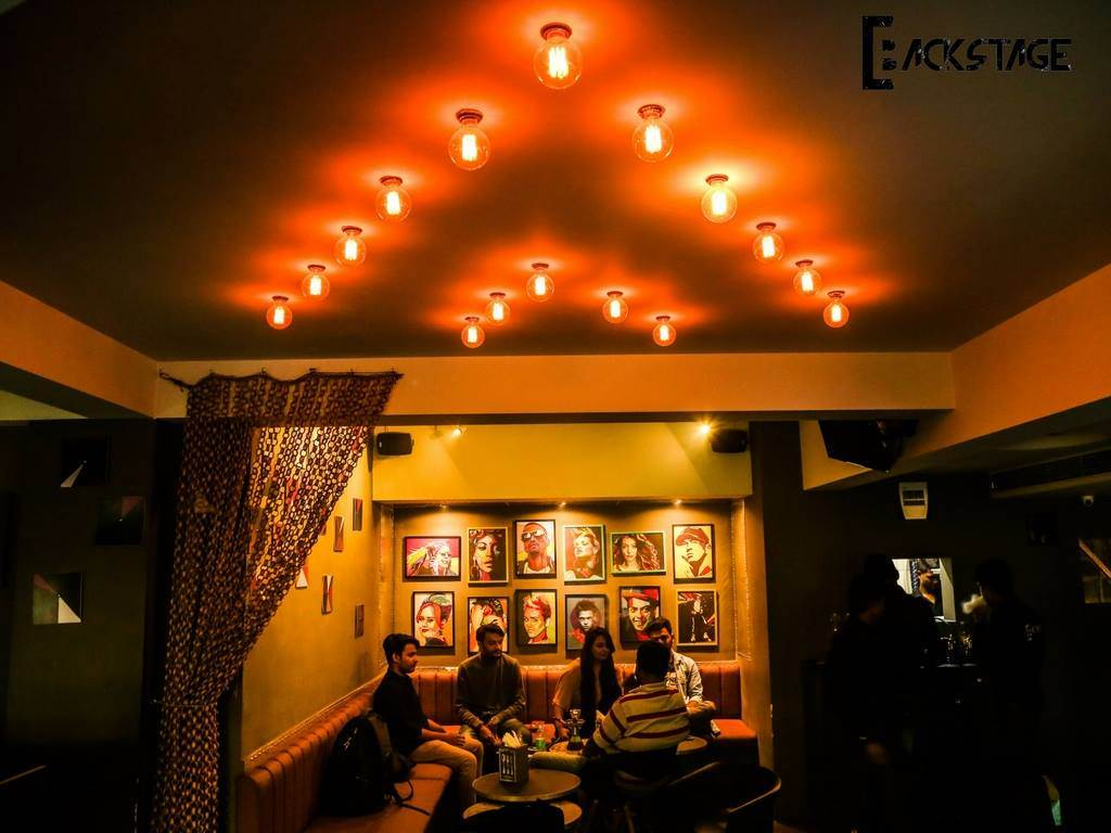 Backstage Stage is the one of the top cafes to visit in Mumbai
