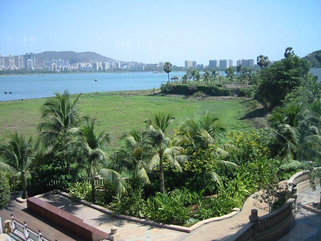 Powai Lake is one the places to visit in Mumbai