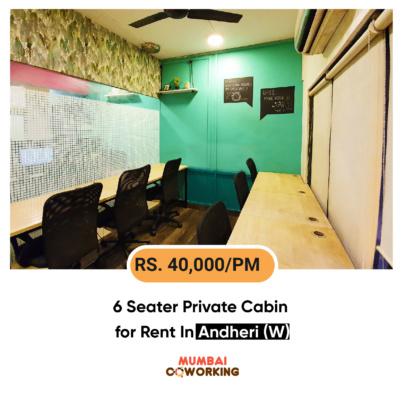 private cabin space Mumbai