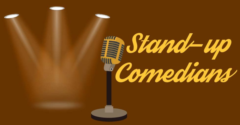 best stand-up comedians