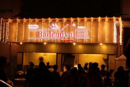 night food in colaba