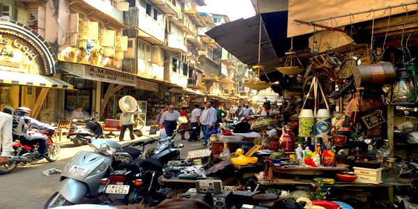 Things To Do in Mumbai - Chor Bazaar