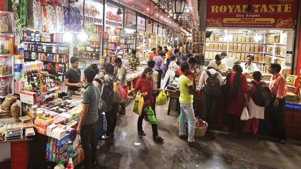 Things To Do in Mumbai - Crawford Market
