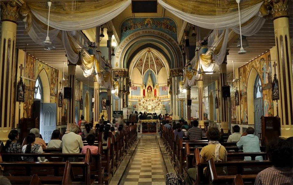 Things To Do in Mumbai - Mount Mary Church