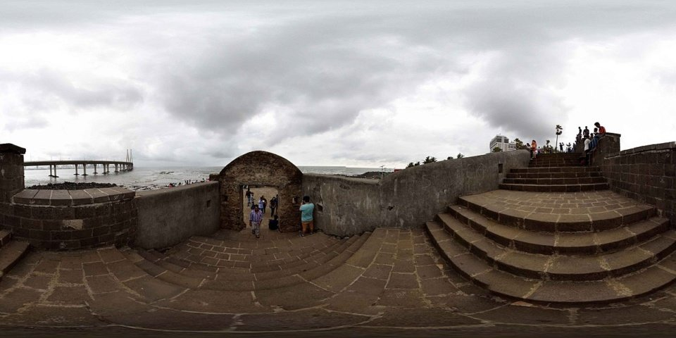 Things To Do in Mumbai - Bandra Fort