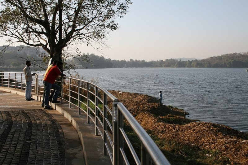 Things To Do in Mumbai - Powai Lake