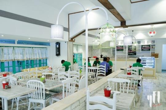 Grandmamas Cafe Juhu - cafes in mumbai