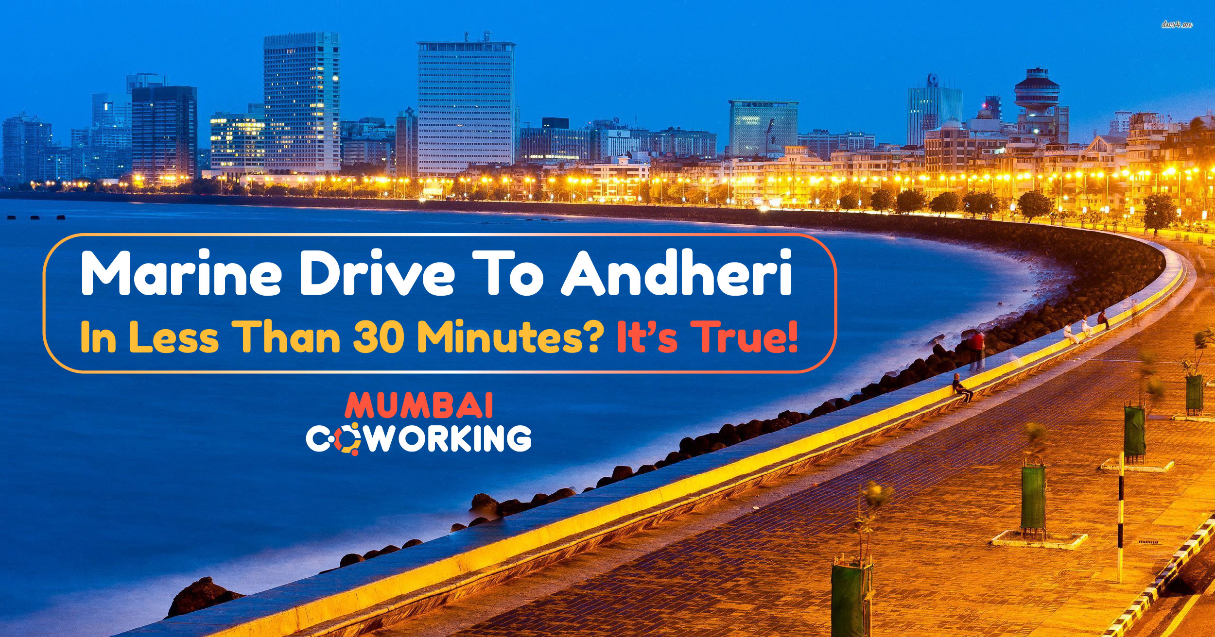 Exclusive Video: Marine Drive To Andheri In Less Than 30 Minutes? It's True! Thanks To The Coastal Road Project