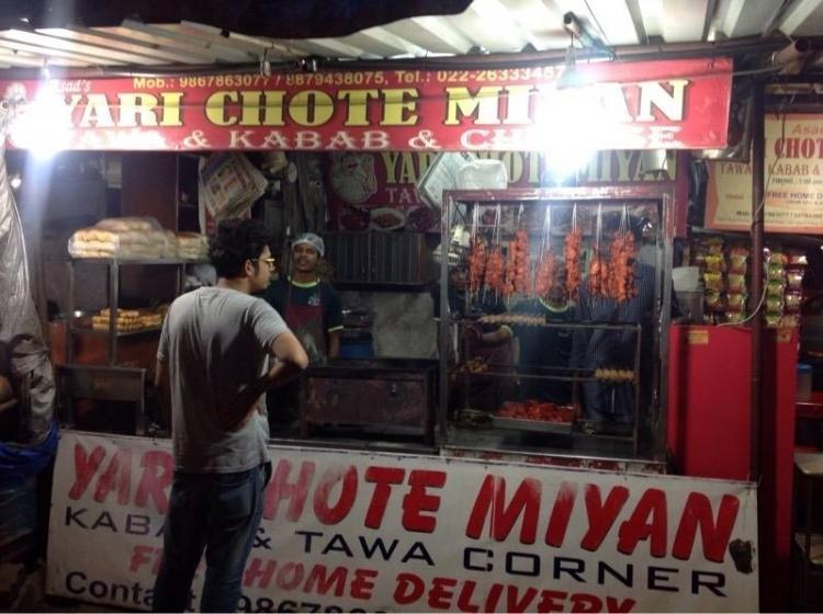 Yari Chote Miyan - Ramadan food in Mumbai