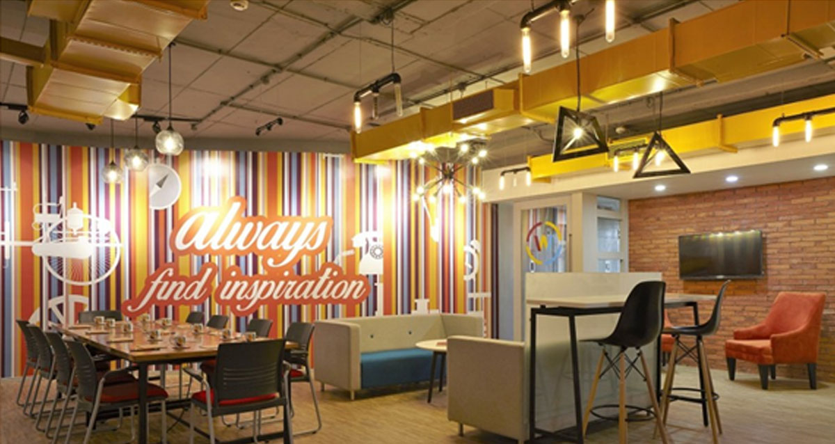 Why are India's coworking spaces getting popular?