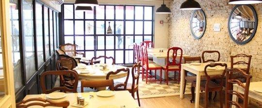 Francesco's pizzeria in Lower Parel