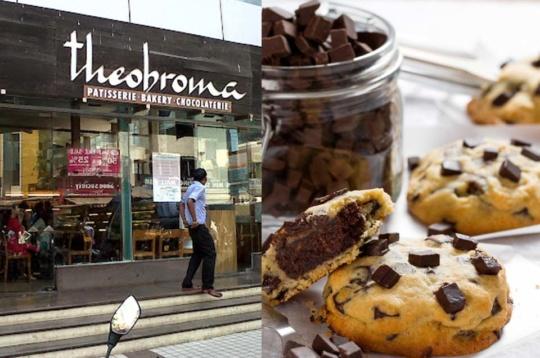 Dessert places in Mumbai