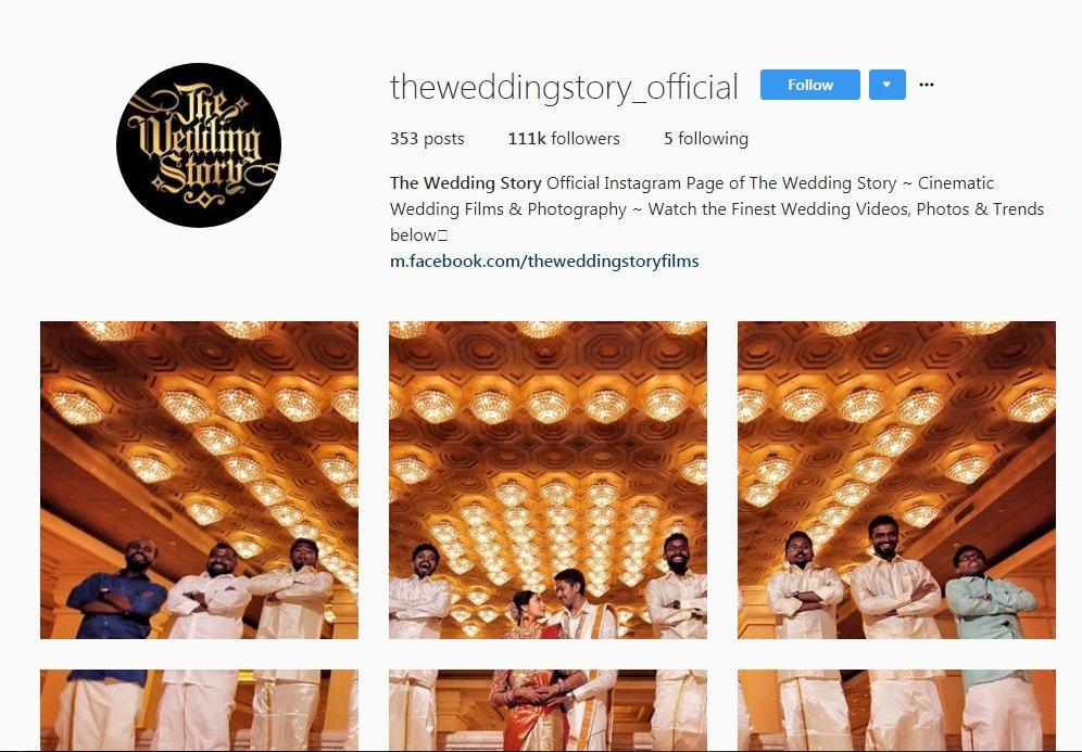 The wedding story - wedding photographers in mumbai