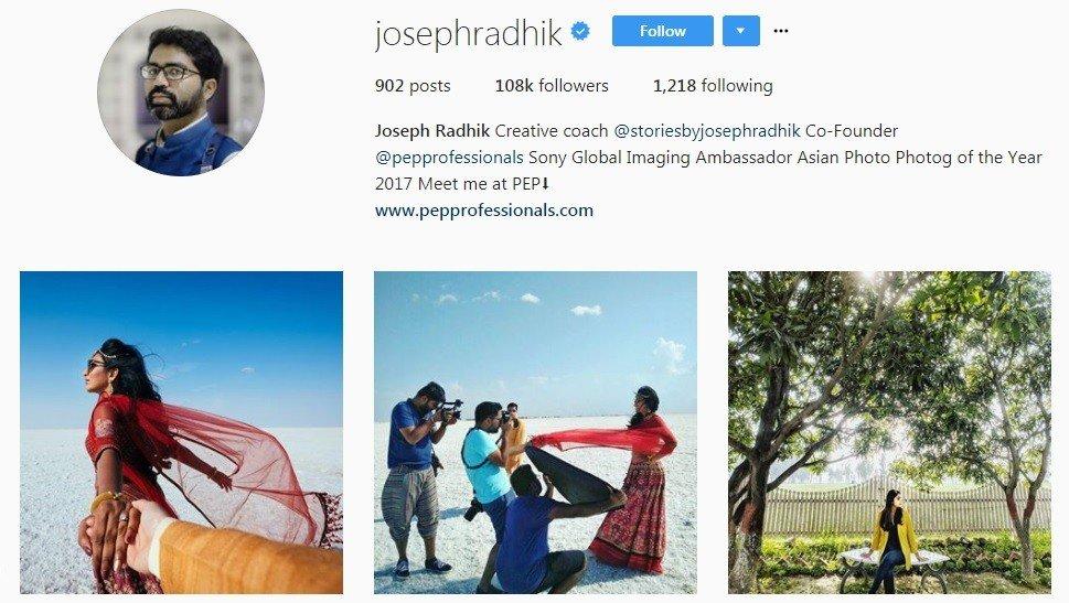 TOP WEDDING PHOTOGRAPHERS IN MUMBAI - Joseph Radhik
