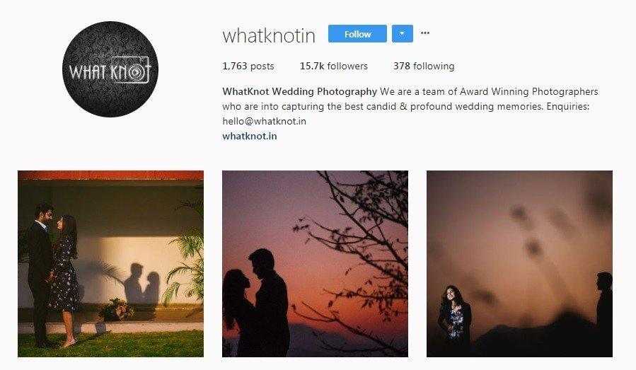 wedding photographers in Mumbai - whatknot wedding photography.