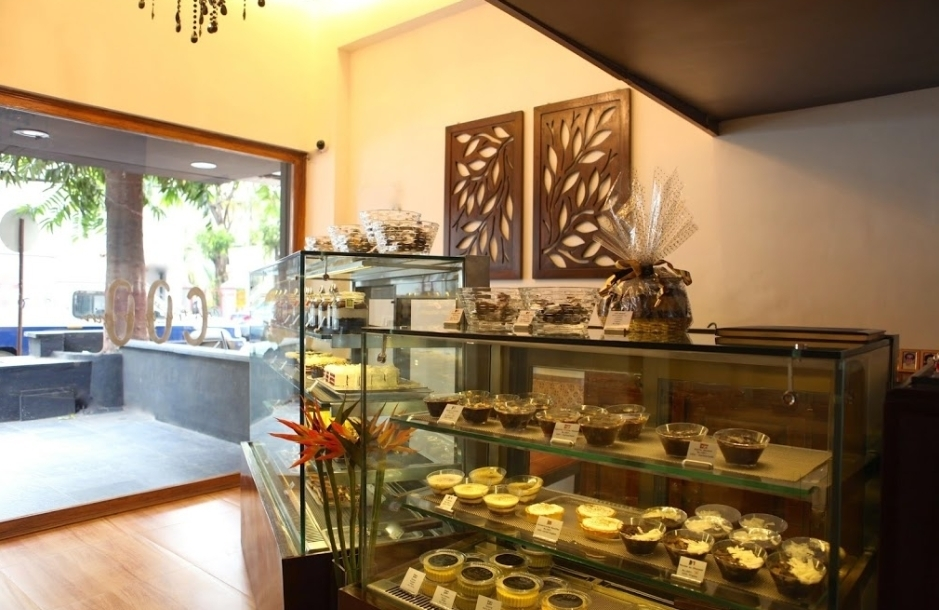 dessert places in Mumbai