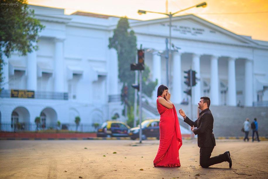 pre-wedding shoot locations