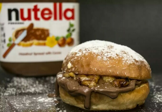 the serial griller burger Mumbai