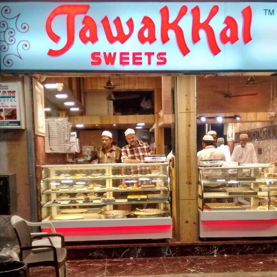 Food at Mohammed Ali Road - Tawakkal Sweets