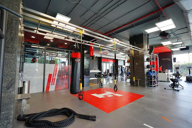 gyms in andheri west - Lokhandwala