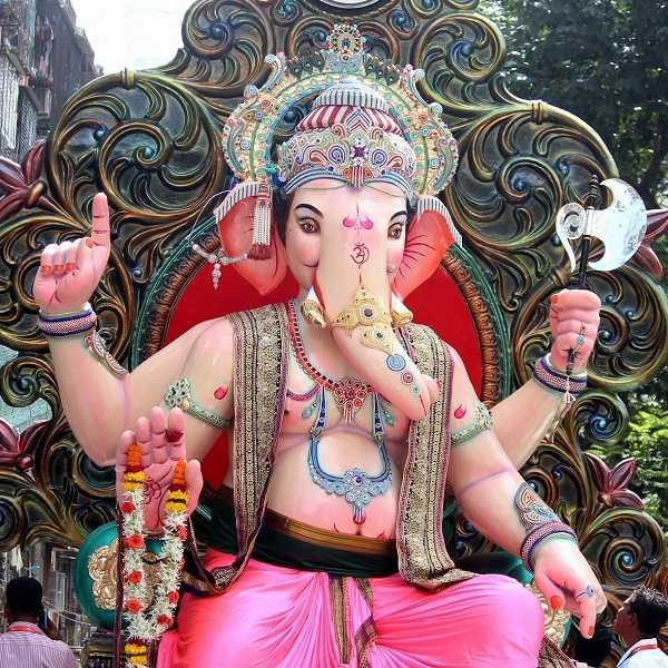 Ganesh Mandals in Mumbai : Dongri Cha Raja