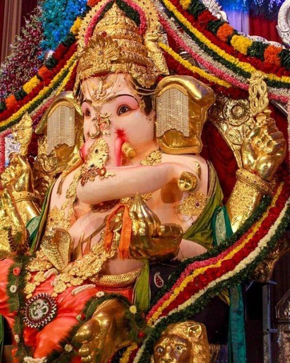 Ganesh Mandals in Mumbai : GSB Seva