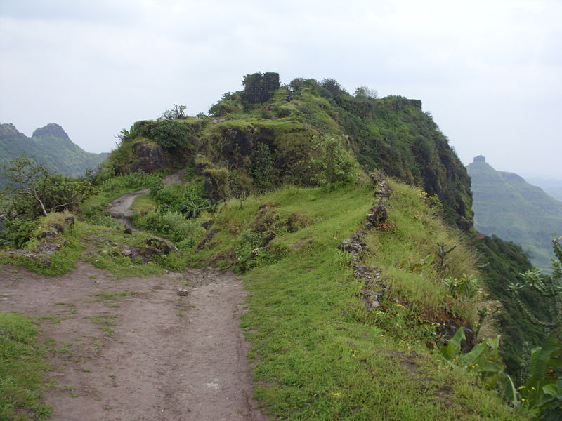 Trekking Places near Mumbai - Purandar Fort Trail