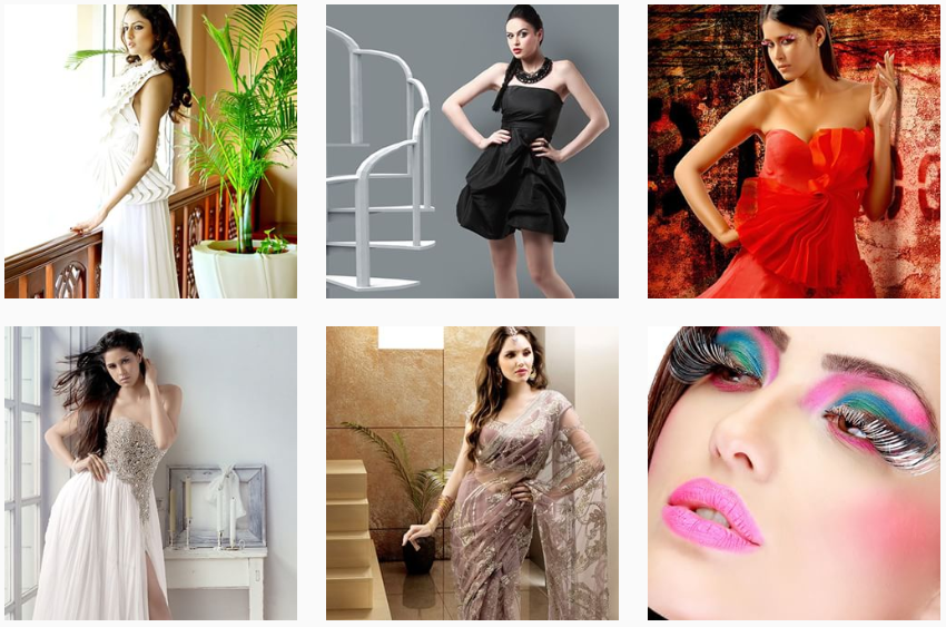 Fashion Photographers in Mumbai - A. Rrajani