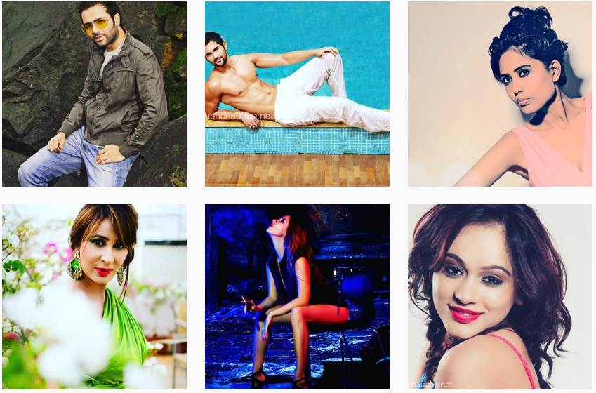 Fashion Photographers in Mumbai - Manish Chauhan