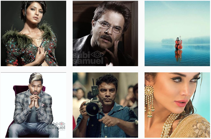 Fashion Photographers in Mumbai - Subi Samuel