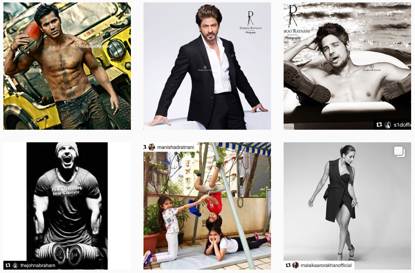Fashion Photographers in Mumbai - Dabboo Ratnani