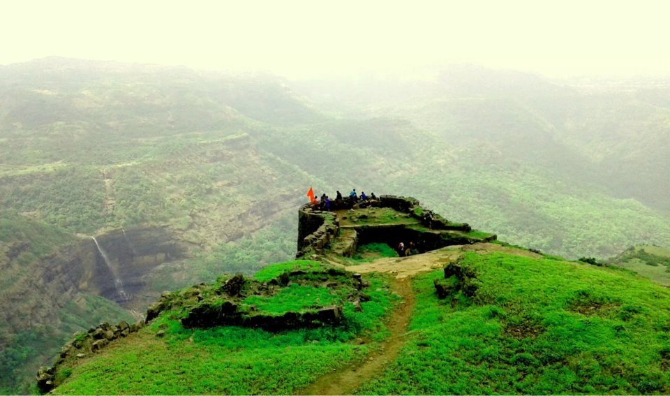 Trekking Places near Mumbai - Rajmachi