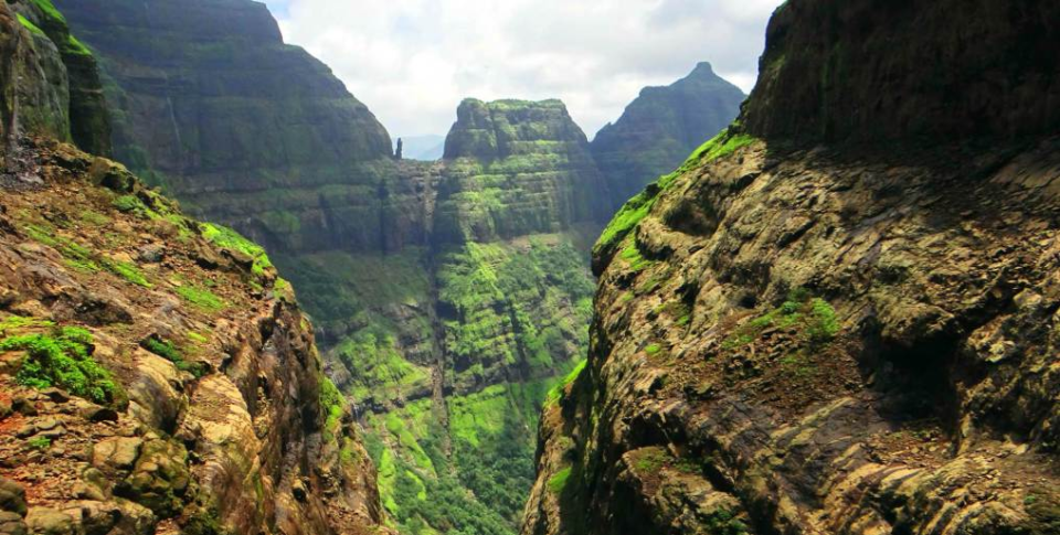 Trekking Places near Mumbai - Harishchandragad Fort