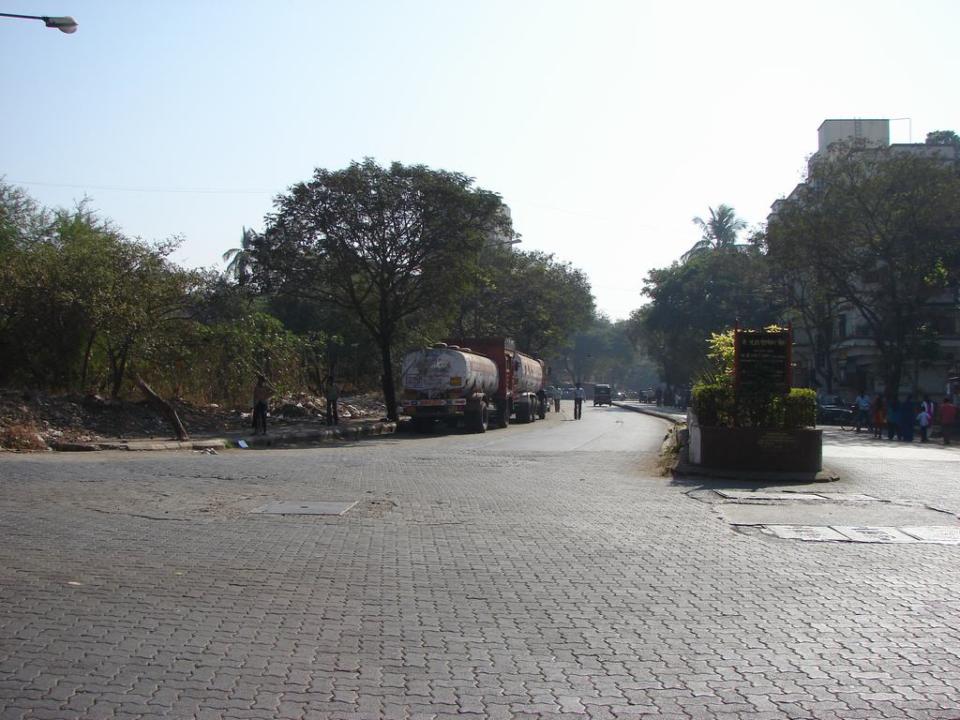 Haunted Places in Mumbai - Babanrao Kulkarni Road