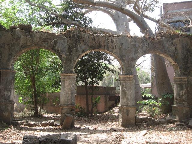 Haunted Places in Mumbai - St. John's Baptist Church