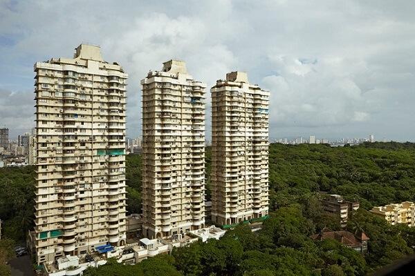 Haunted Places in Mumbai - Grand Paradi Towers