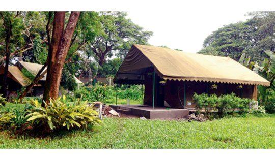 Sanjay Gandhi Camping