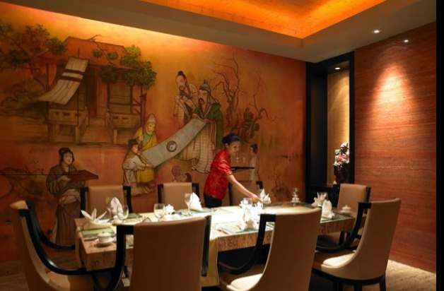 Chinese restaurants in Mumbai - Aromas of China