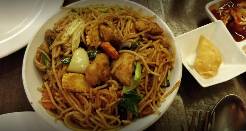 Chinese restaurants in Mumbai - Dimsum and more
