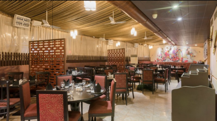 Chinese restaurants in Mumbai - House of Mandarin