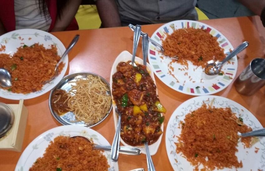 Chinese restaurants in Mumbai - Hungry Nights