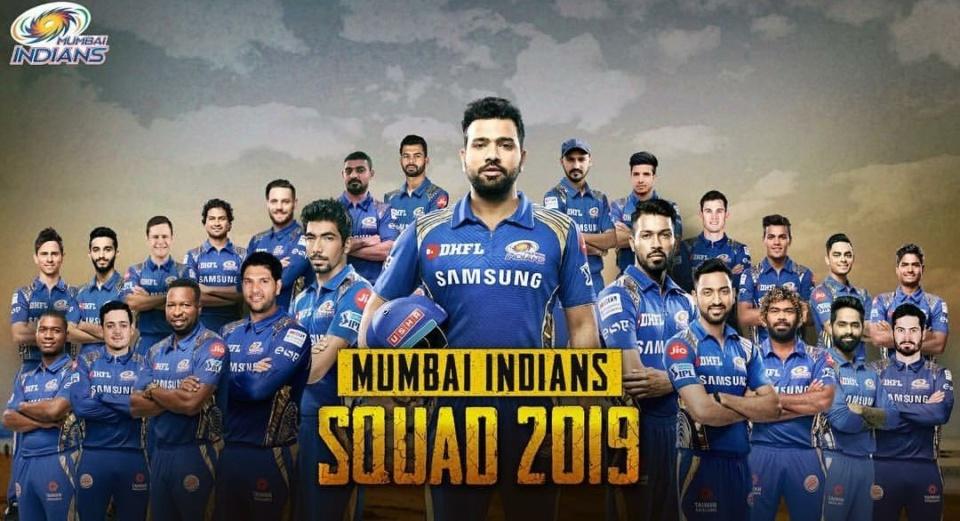 IPL 2019 - Mumbai Indians