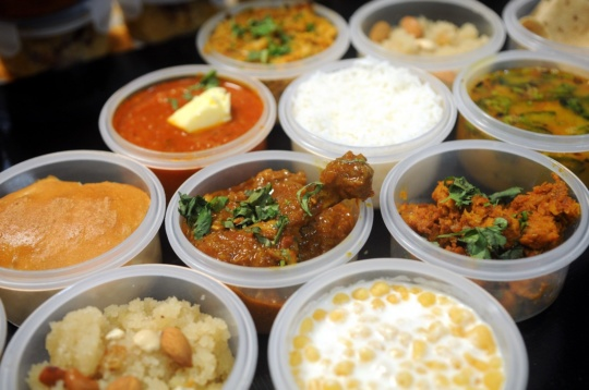 spicebox tiffin service