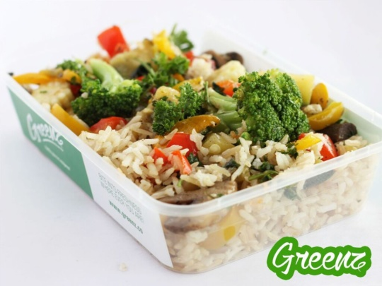 greenz healthy tiffin