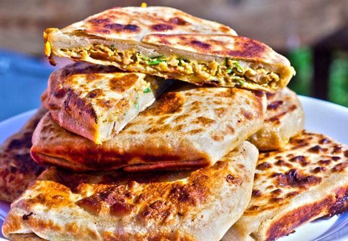 Iftar Party - Baida Roti