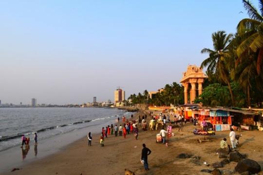 DADAR CHOWPATTY Featured TOP Beaches in Mumbai