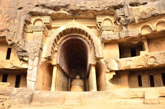 Karla & Bhaja caves