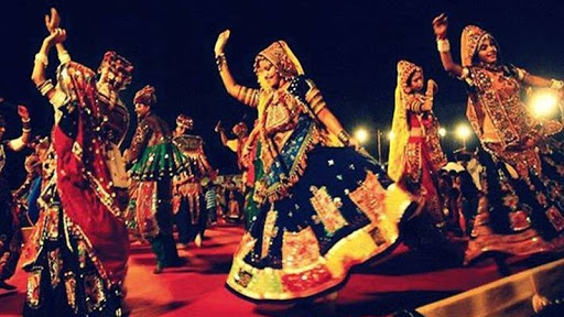 Navratri in Mumbai Kutchi Ground, Borivali